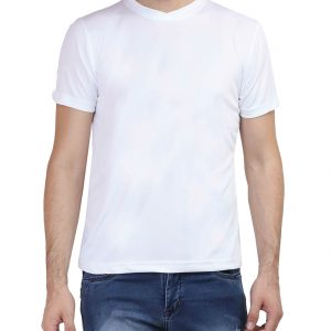 Dri Fit T Shirt - White