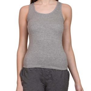 Women's Tank Top - Charcoal Melange